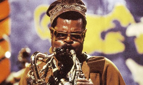 'Open that door or I'll blow it down!' The jazz legends who caused TV mayhem