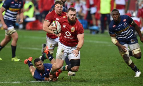 Credit to bold Gatland for picking a Lions side on form not reputation