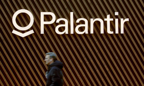 Palantir expected to be valued as much as $22bn in market debut next week