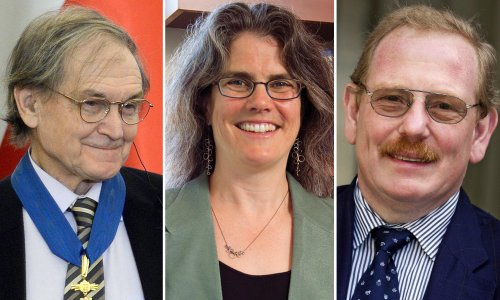 Three scientists share Nobel prize in physics for work on black holes