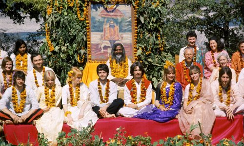 The Beatles in India: 'With their long hair and jokes, they blew our minds!'