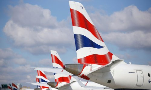 Aviation shares jump as relaxation of England's Covid travel rules planned