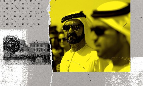 Revealed: the huge British property empire of Sheikh Mohammed