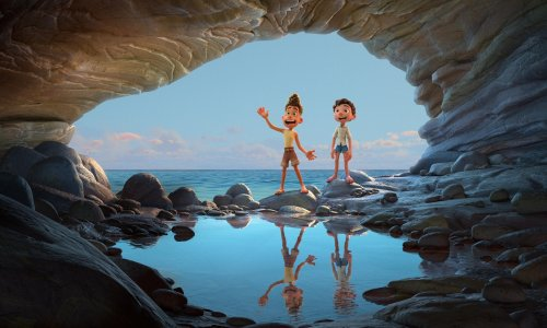 Luca review – gentle Pixar tale packed to the gills with charm