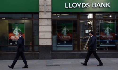 Another 48 Lloyds and Halifax bank branches to close