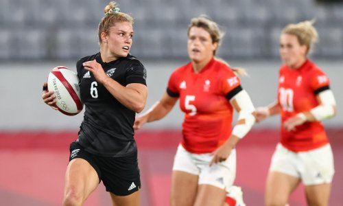GB's rugby sevens side give New Zealand scare before wild comeback
