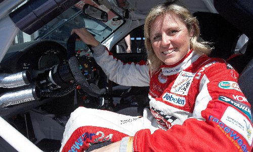 Sabine Schmitz, former racing driver and Top Gear presenter, dies aged 51