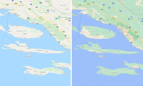 Google Maps gets worldwide visual overhaul