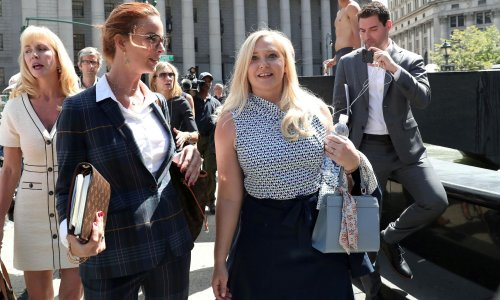Met police drop investigation into Prince Andrew in Virginia Giuffre case
