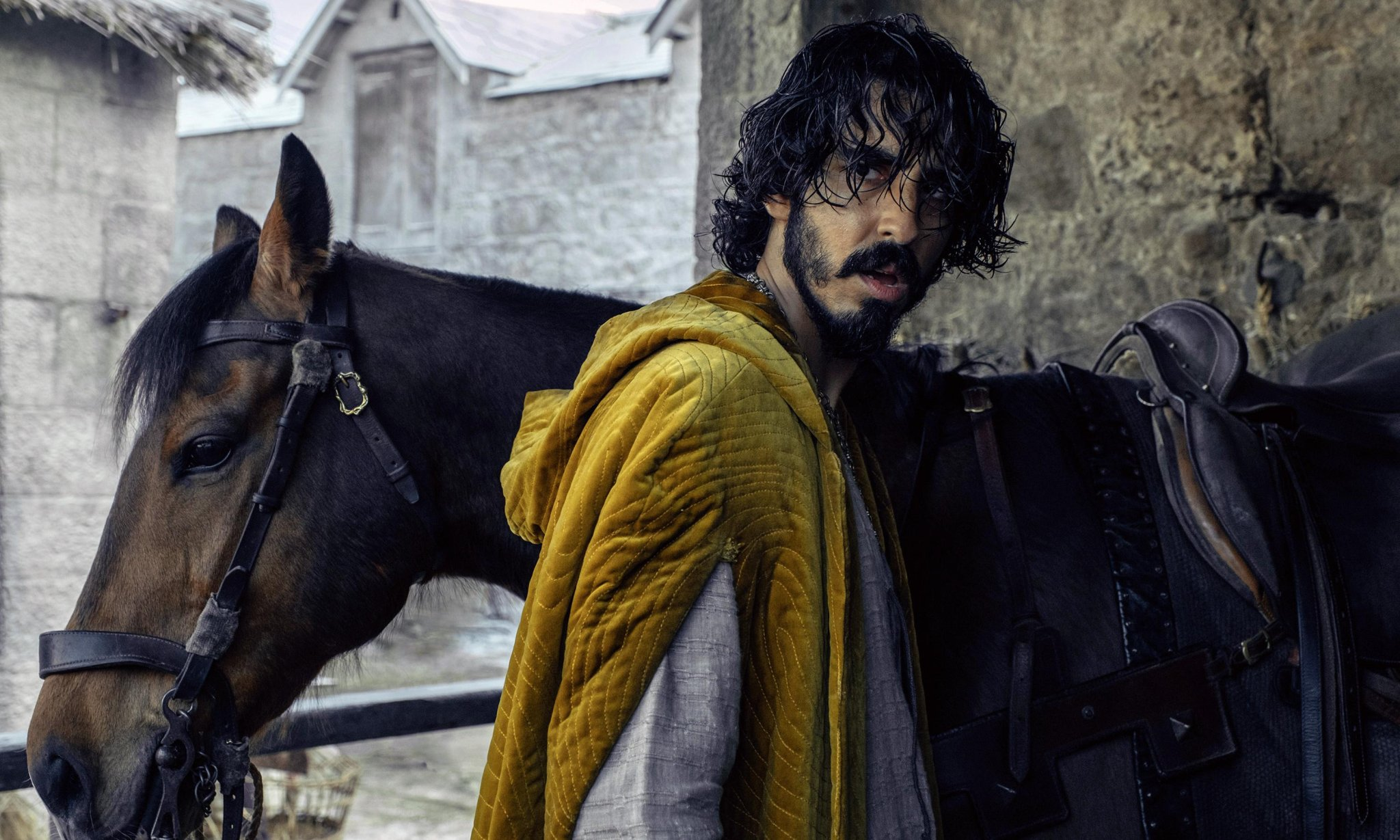 The Green Knight review – Dev Patel takes a magical and masterly quest