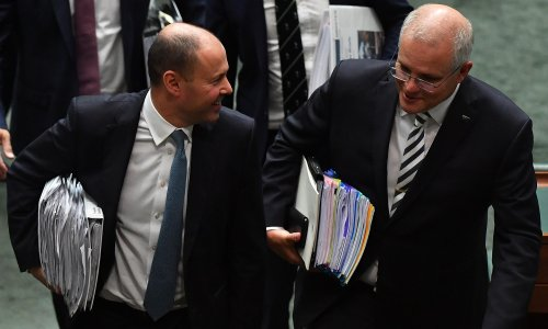 Australia's recent recession is unlike any before – but don't expect the budget to be equally unique