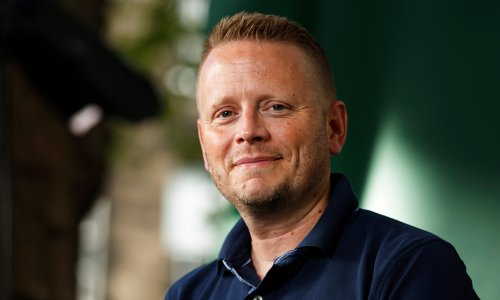 Patrick Ness: 'Terry Pratchett makes you feel seen and forgiven'