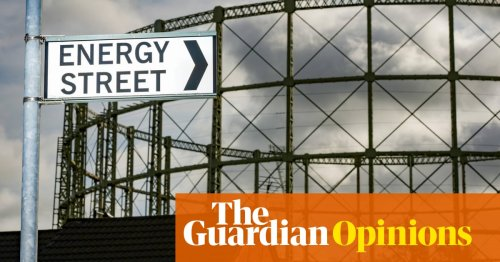 Britain's energy supply is in crisis, and I can tell you why | Andy Harris