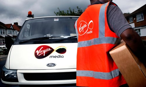 Virgin Media's recycling promise gets zero marks