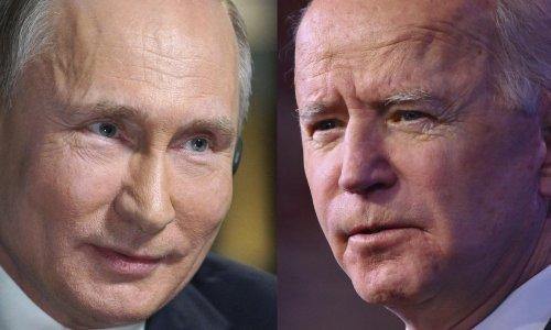 Vladimir Putin says Biden 'radically different' after impulsive Trump