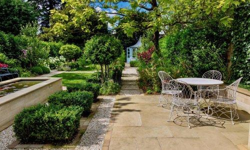 Fancy a backyard makeover? Better join the long queue for a garden designer