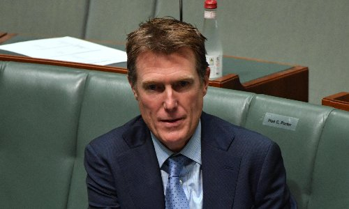 Greens propose independent inquiry into Christian Porter's fitness to be a minister