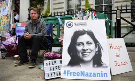 Boris Johnson accused of 'dismal failure' to free Nazanin Zaghari-Ratcliffe