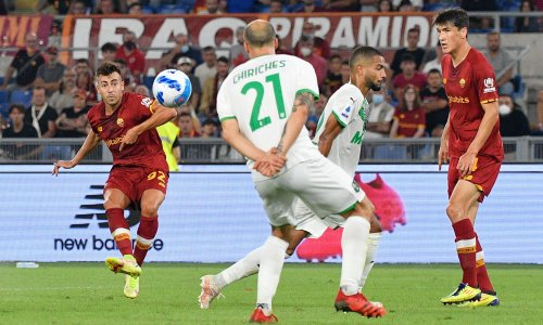 Mourinho goes on Special Run after Roma find victory in his 1,000th game