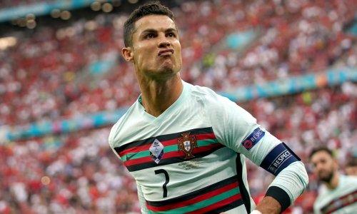 Eddie Jones uses Cristiano Ronaldo as role model for England players