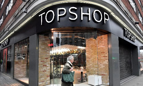 Shutting up shop: high street names we'll see no more