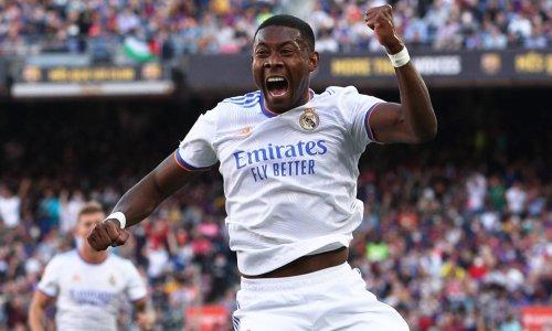 David Alaba screamer helps Real Madrid earn clásico victory at Barcelona