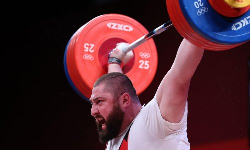 Talakhadze dominates but is this weightlifting's last Olympic heave?