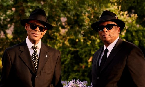 Jimmy Jam and Terry Lewis: 'Janet Jackson was fearless – she could do it all'