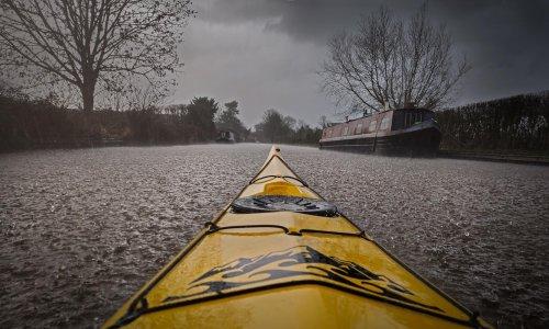 My great British canal adventure: exploring by kayak in lockdown