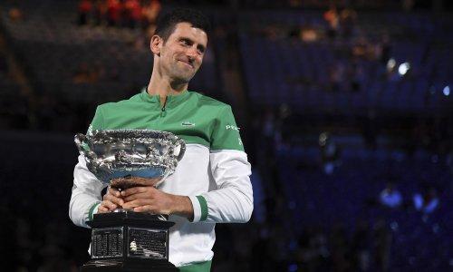 'It hurts. I'm a human being': Australian Open champion Novak Djokovic responds to criticism