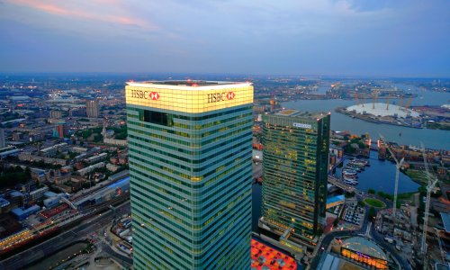 HSBC boosts bonus pool and dividend as profits more than quadruple