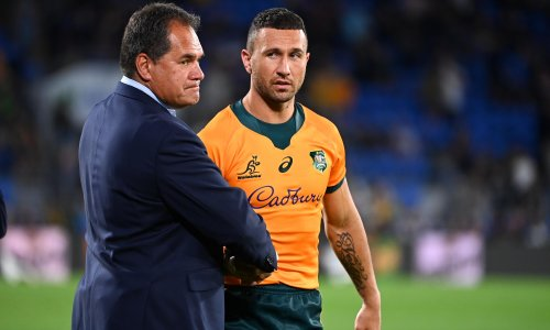 Rugby Australia left with mess to clear up after withdrawal of Wallabies trio