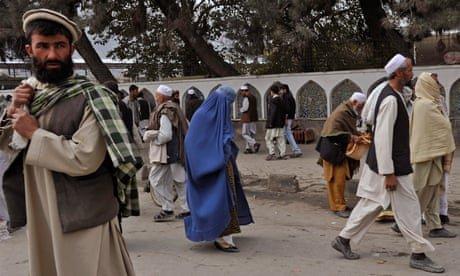 'I'm sacrificing myself': agony of Kabul's secret sex workers
