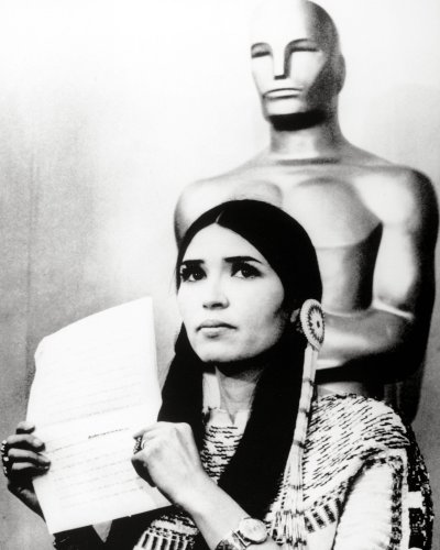 'I promised Brando I would not touch his Oscar': the secret life of Sacheen Littlefeather