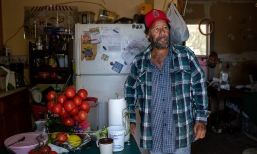 Meet the workers who put food on America's tables – but can't afford groceries