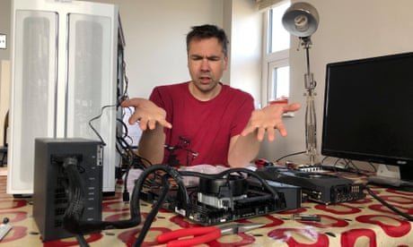Three days of pain: how I built a gaming PC