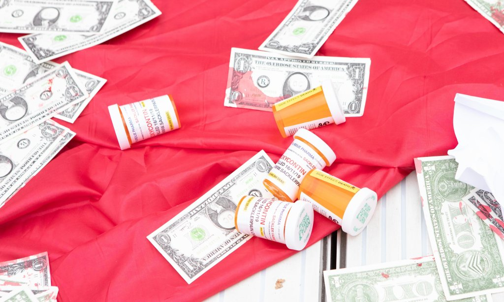 Big Pharma Drug Scandals - cover