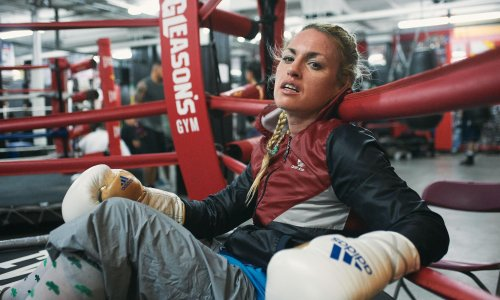 Heather Hardy: 'I was a world champion and I couldn't use boxing as my full-time job'