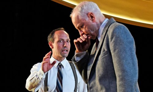Copenhagen review – science and politics collide in dynamic drama