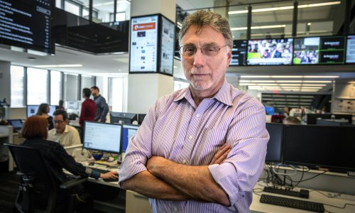 Marty Baron, 'the ultimate old-school editor', retires from Washington Post