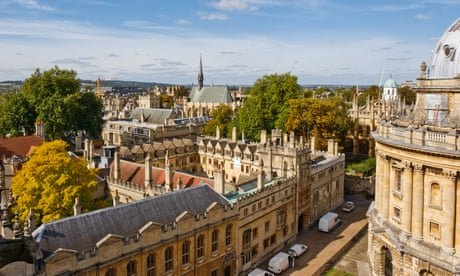 Fossil fuel funding and world-leading research at Oxford