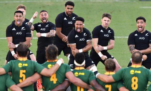 All Blacks v Springboks rivalry endures even as history fades to mythology