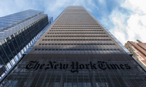 Reporter says New York Times panicked over alleged racism case that led to his resignation