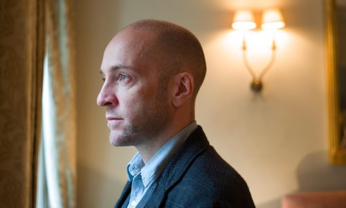 Sunday with Derren Brown: 'I vacuum the taxidermy on a biweekly basis'