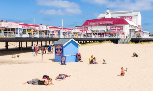 Great Yarmouth: mixing Victorian seaside charm with a renewable outlook