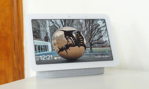 Google Nest Hub (2nd gen) review: wearable-free sleep tracking smart display