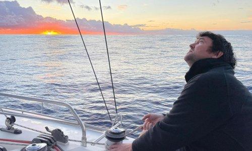 A catamaran and a plan: desperate to get home, New Zealanders set sail across the Tasman