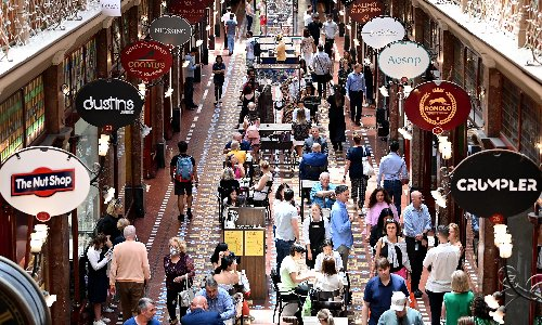 Australia records biggest monthly trade surplus ever as household spending drives growth