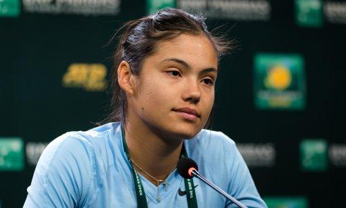 US Open winner Emma Raducanu withdraws from Kremlin Cup