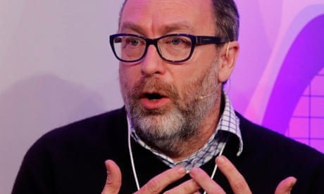 Facebook and Twitter 'should use volunteer moderators' says Wikipedia founder